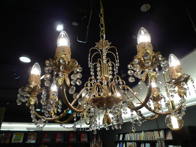 A chandelier for home