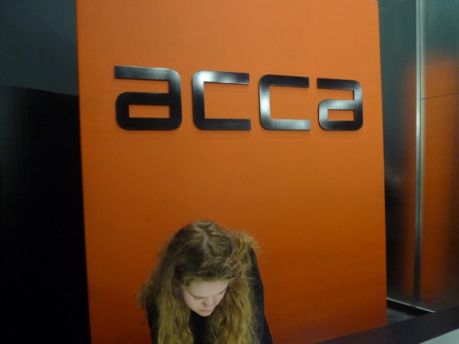 ACCA front desk