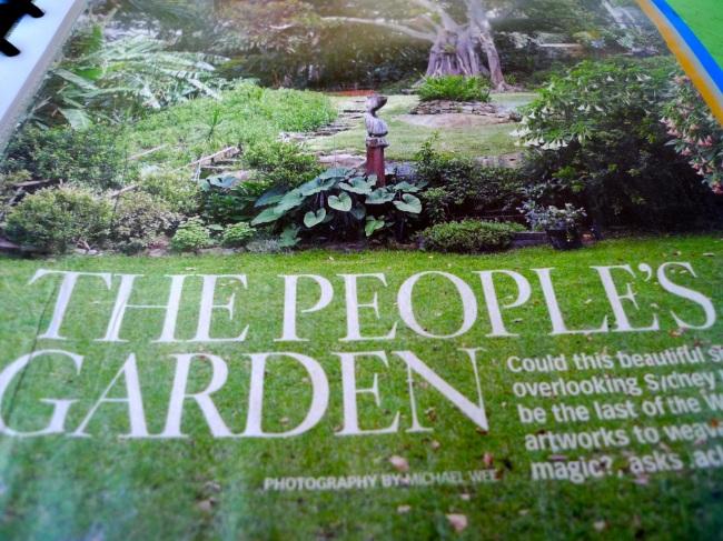 The People's Garden