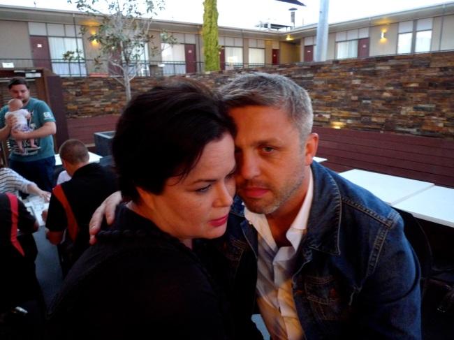 Abigail and Daniel Mudie Cunningham