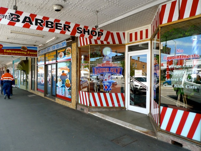 Barber Shop, Goulburn