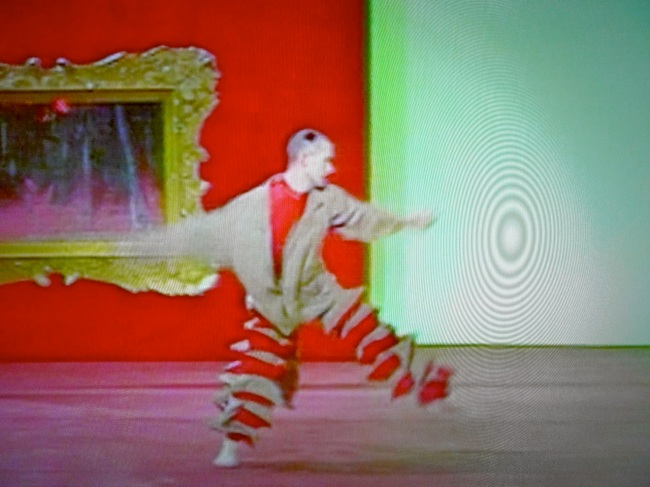 Charles Atlas, Because we must 1989, Michael Clark choreography