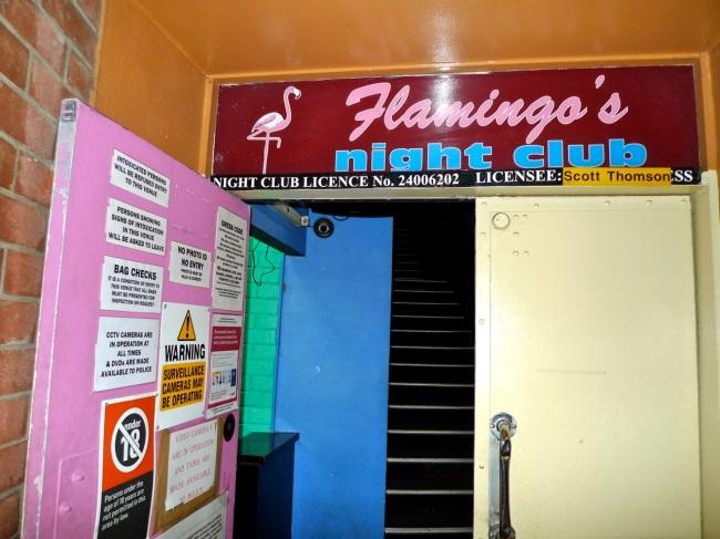 Goulburn Nightclub, Flamingo's