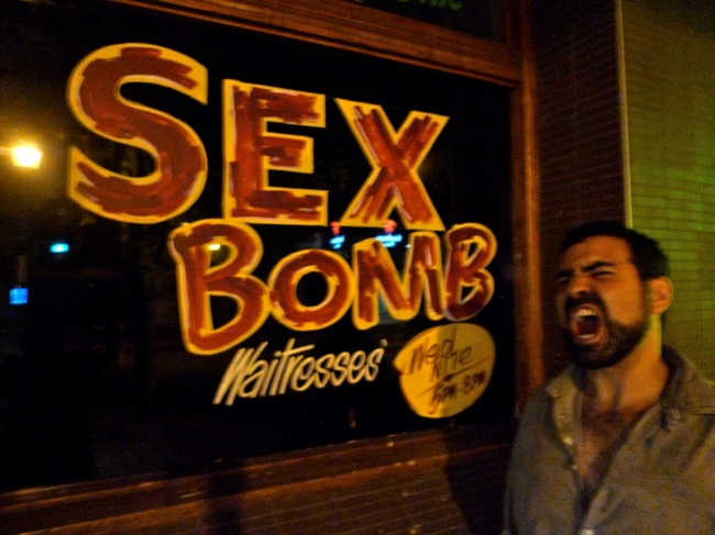 Jeff Khan and the Sex Bomb Waitresses