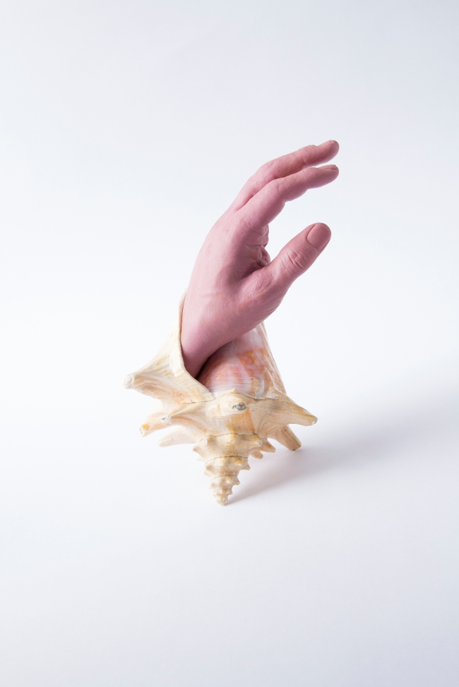 Nat Thomas Shell Hand 2012