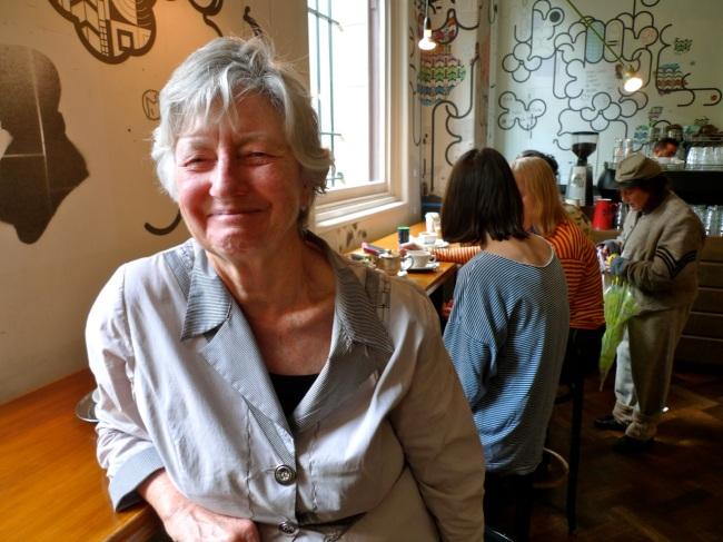 Gail Stiffe, Convenor Women's Art Register 2000-2015