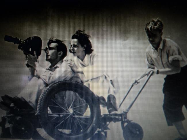 Leni Riefenstahl created Nazi propoganda films