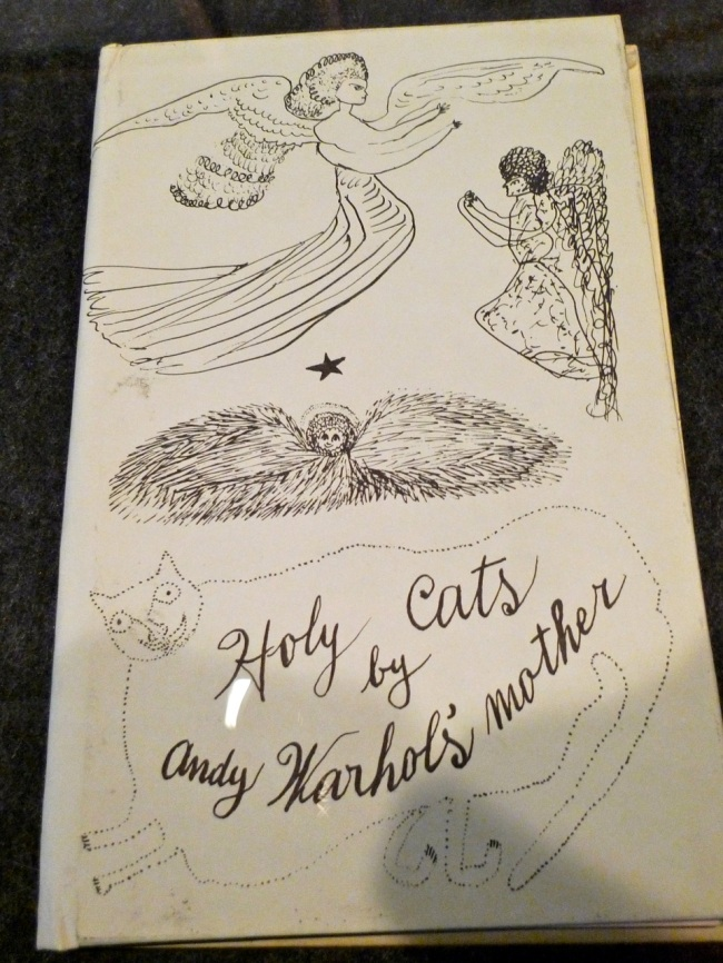 Andy's mum can draw