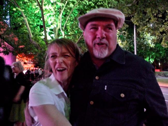 Claire and Joe Lambe