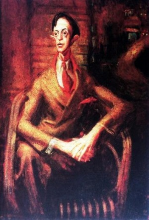 William Dobell, Portrait of Joshua Smith 1943