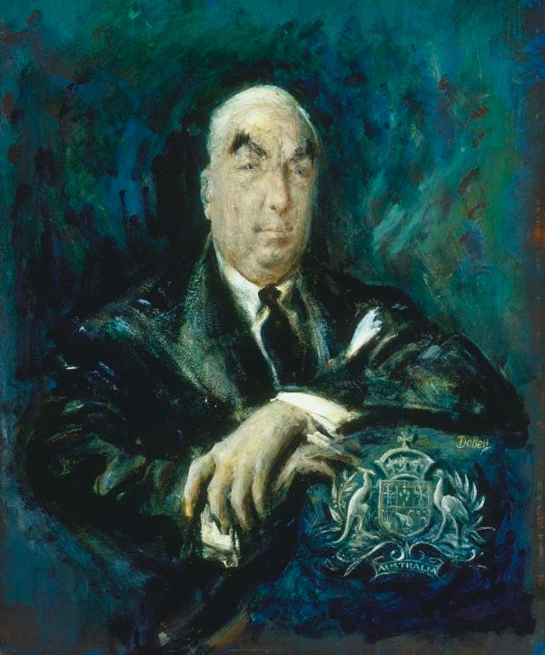 William Dobell, Sir Robert Menzies 1960