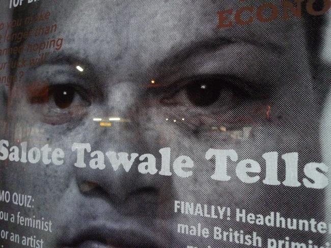 Salote Tawale Tells