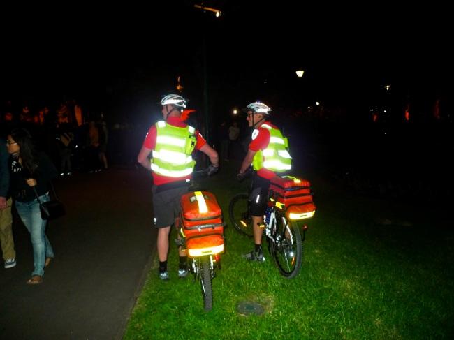 Bike Paramedics