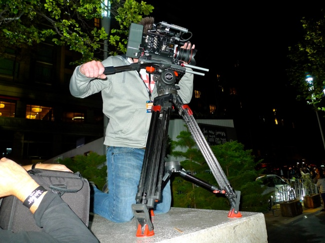 Broadcast quality rig on a slab