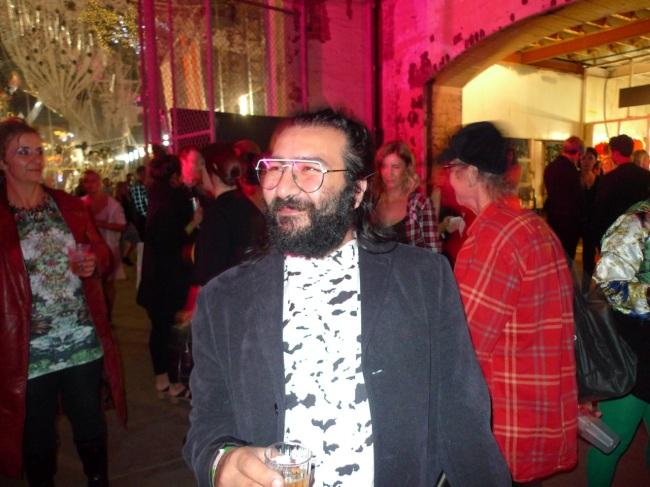 Hossein Ghaemi, again