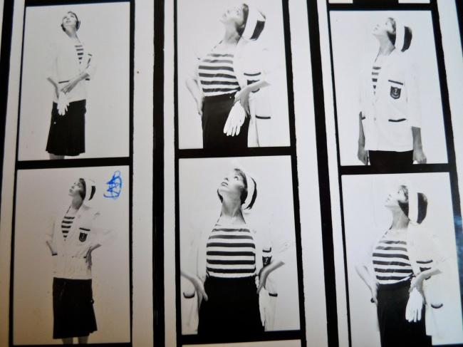 Sailor girl, daywear