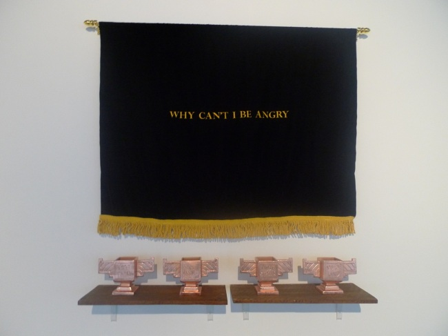 Abdul Abdullah, Why can't I be angry? 2016
