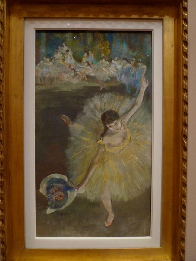 Finishing the arabesque, 1877