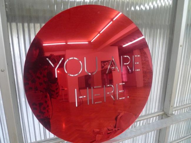 Sarah Morawetz, You Are Here, 2016