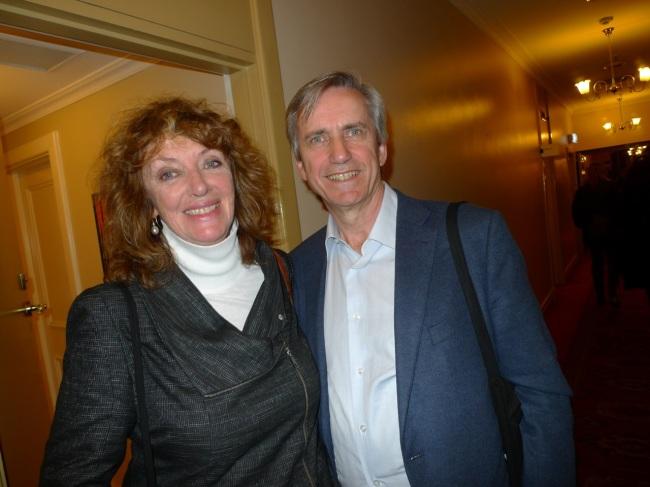 Maudie Palmer and Bruce Parncutt