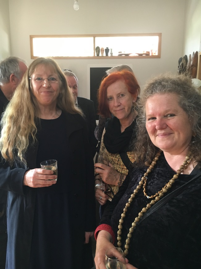 Jan Sealy, Liz Bodey and Rosie Weiss