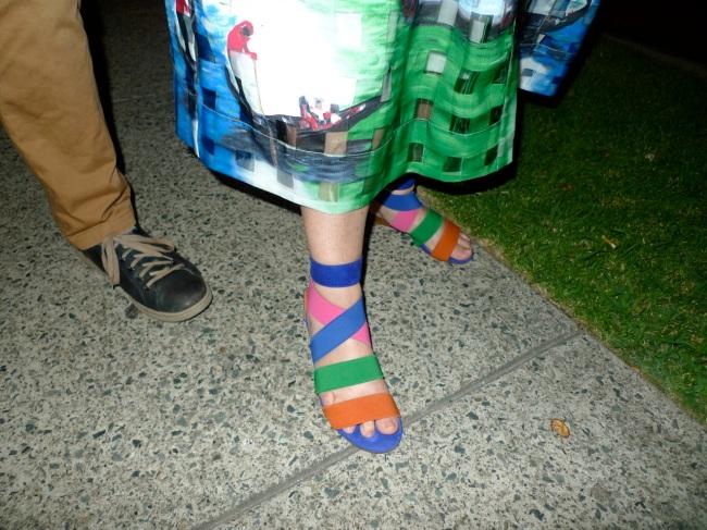 art-shoe