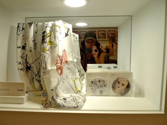 Silk artscarf rrp $129