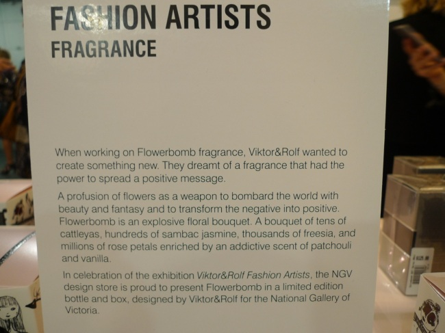 The basis of the fashion industry is fragrance