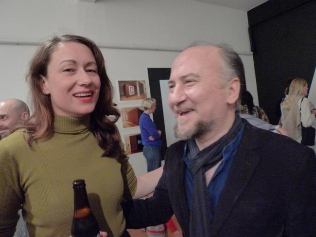 Tara and Anton