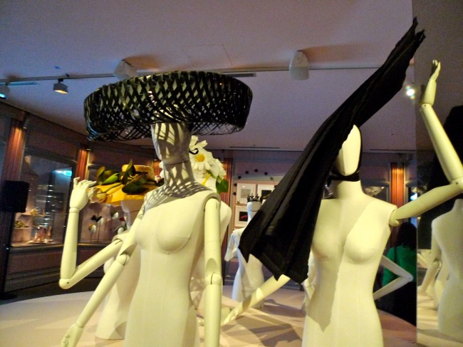 Hats by Stephen Jones