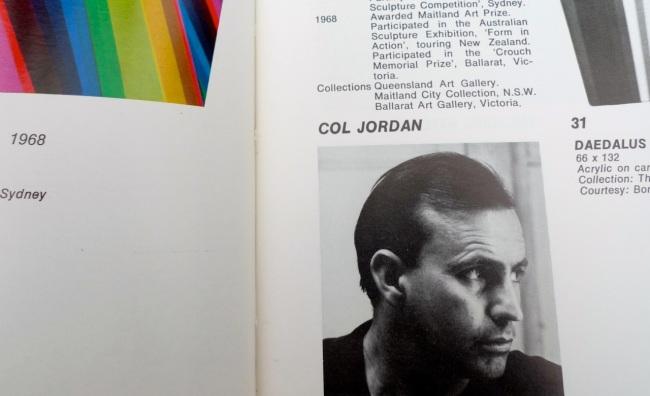 Col Jordan
