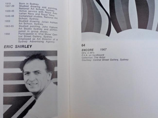 Eric Shirley, Encore 1967