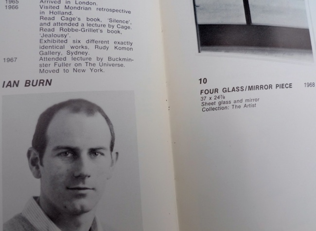 Ian Burn