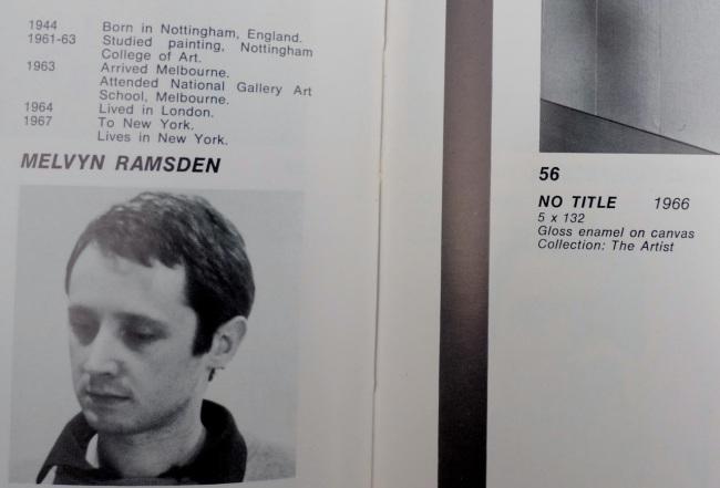 Melvyn Ramsden