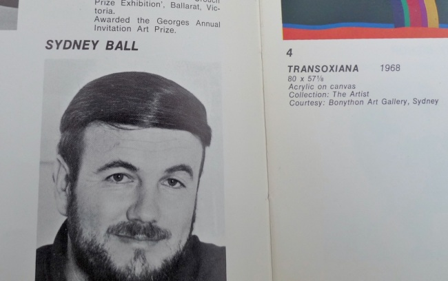 Sydney Ball