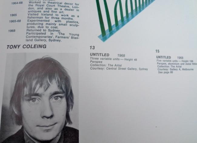 Tony Coleing