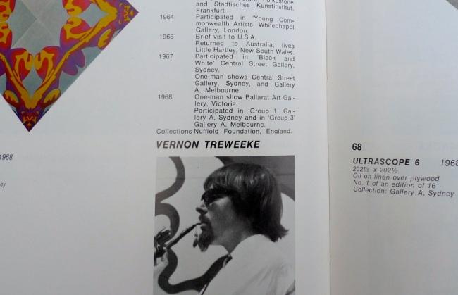 Vernon Treweeke