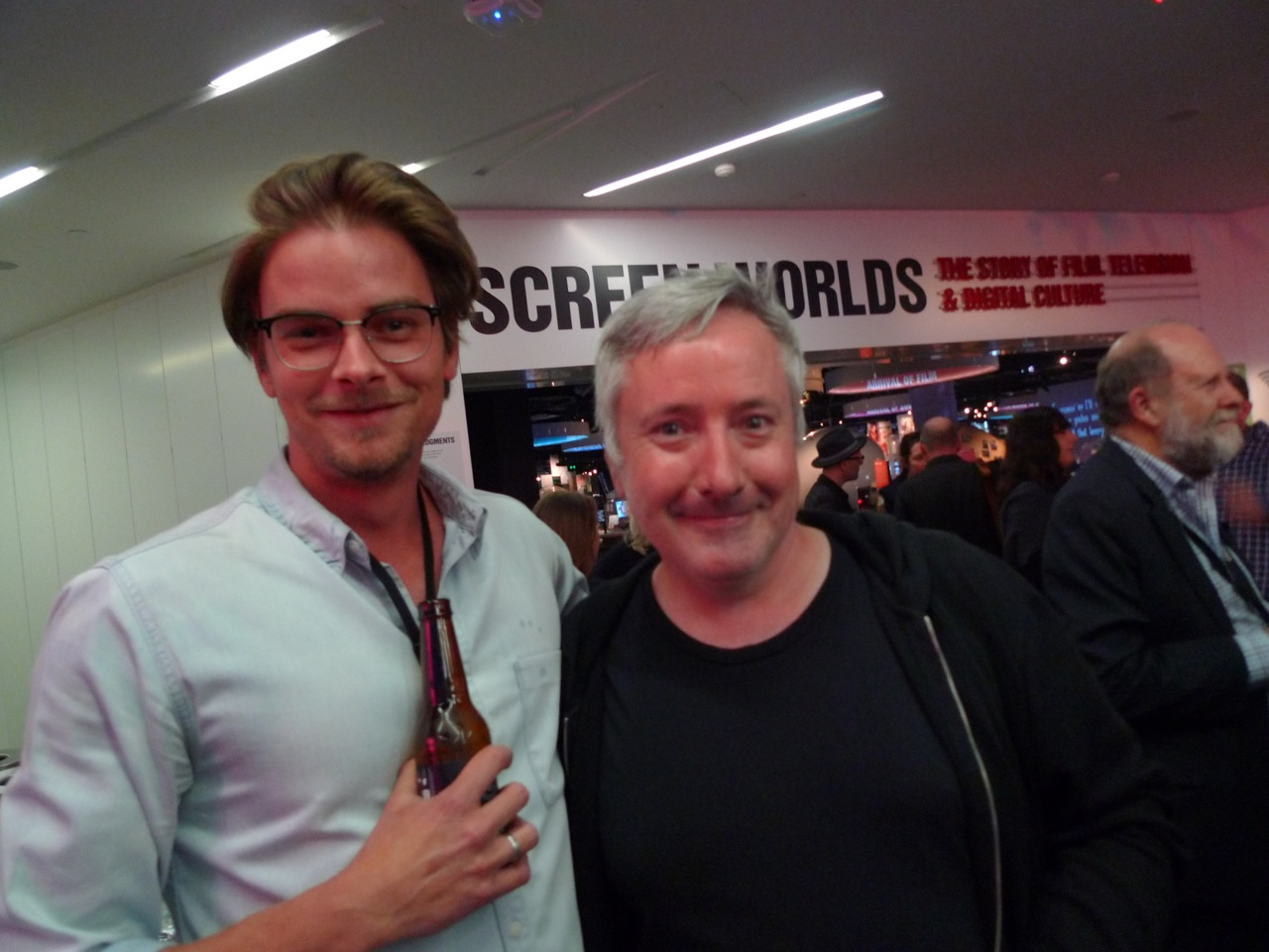 Matt Millikan and Richard Watts