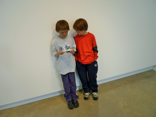 Patricia Piccinini, Game boys advanced, 1997-2005