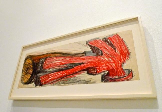 Lee Lozano, 'Untitled, Tool' 1964