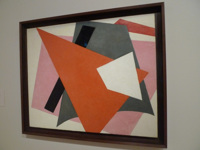 Lyubov' Popova, 'Painterly Architectonic'