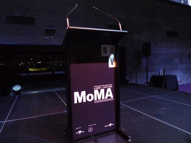 Melbourne's MoMA