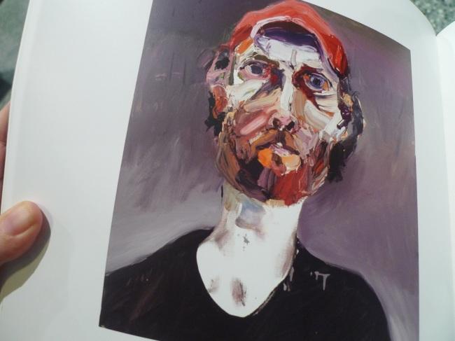 Cap self-portrait, 2013