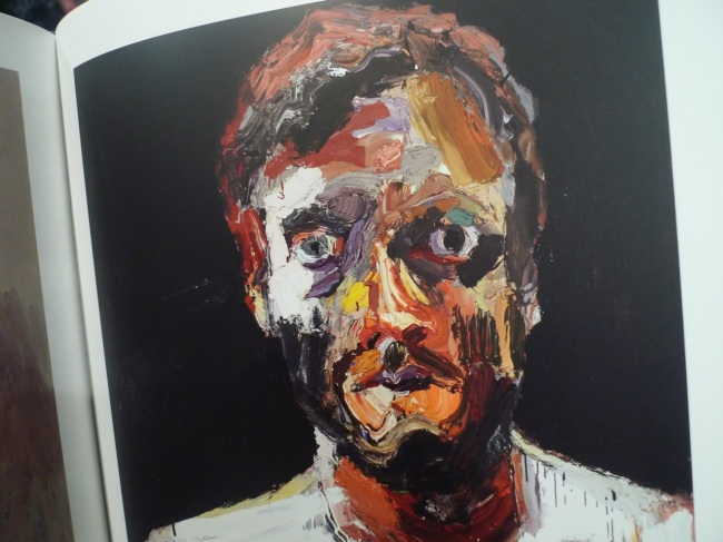 Self-portrait, after Afghanistan, 2012
