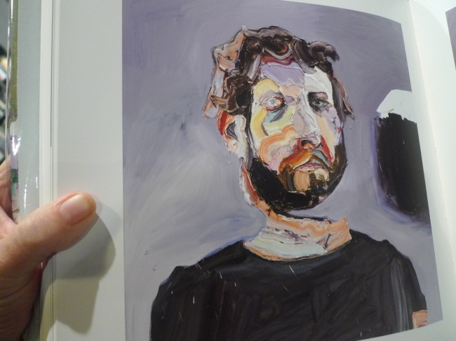 Self-portrait at 42, 2015