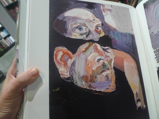 Self-portrait, May 2105