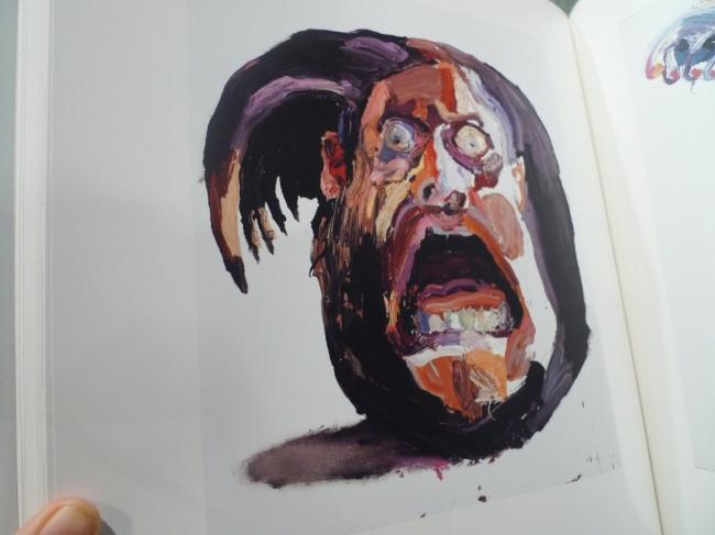 Self-portrait, straight white male (fringe), 2104
