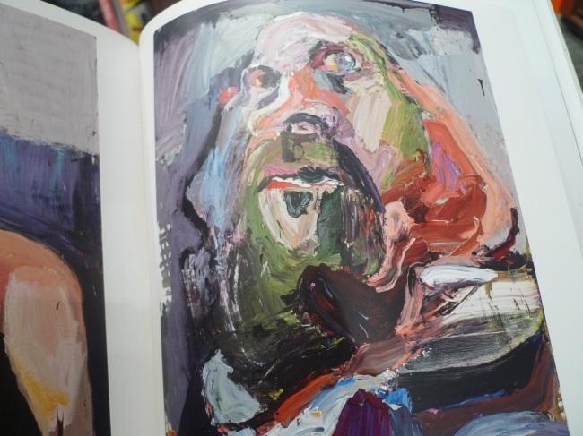 Self-portrait, the executioner, 2015
