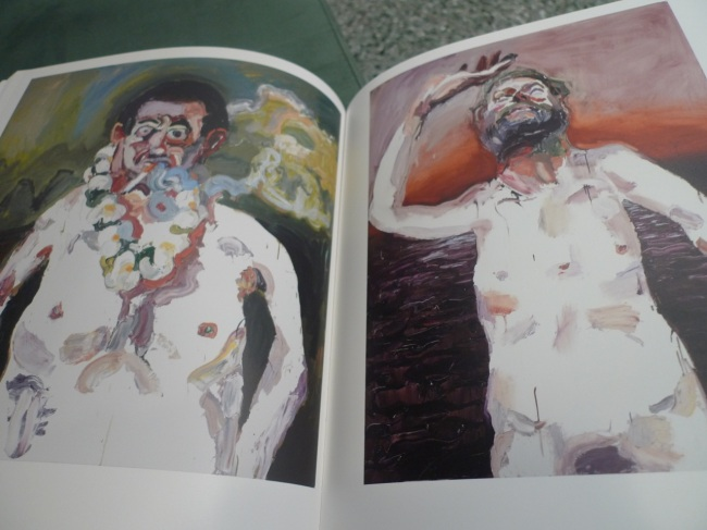 The Groom, 2012; Self-portrait, after Fiji no.2, 2012